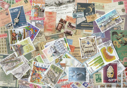 Finland - Aland 250 Different Stamps - Finland