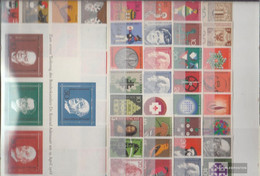 FRD (FR.Germany) 1.000 Different Stamps Unmounted Mint / Never Hinged - Collections
