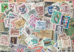 South-Korea Stamps-500 Different Stamps - Korea, South