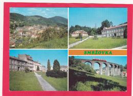 Modern Multi View Post Card Of Smržovka, Liberec, Czech Republic ,L46. - Czech Republic