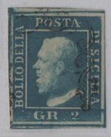 2 Grana Azzurro I Tav (NA) Pos. 66 Usato Ottima IIa Sc. (€ 220) - Sicilia