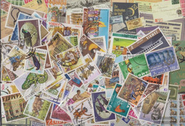 Sambia Stamps-200 Different Stamps - Zambia (1965-...)