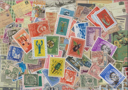 Netherlands 300 Different Stamps  Dutch Colonies With Independent States - Collections