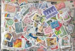 Finland 1.400 Different Stamps - Collections