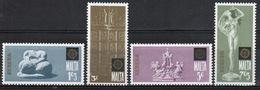 Malta Complete Set Of Stamps To Celebrate Europa 1974. - Malta