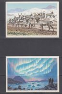 Greenland 6 Charity Cards (40694) - Groenland
