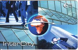 BELGIUM - InterCity Prepaid Card 5 Euro, Mint - Belgium