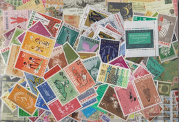 Suriname Stamps-200 Different Stamps - Surinam