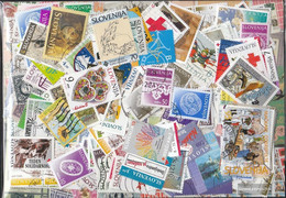 Slovenia 300 Different Stamps  With Jugoslawischen Expenditure For Slovenia Out 1919 - Slovenia