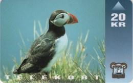 *IS. FAER OER* - Scheda Usata - Faroe Islands
