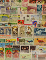 All World 2.000 Different Stamps  Overseas - Stamps