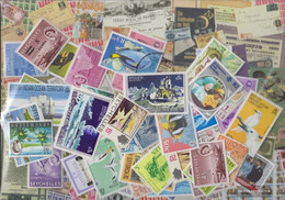 Seychelles 100 Different Stamps - Seychelles (1976-...)