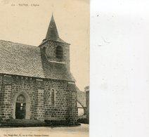TAUVES   L EGLISE - France