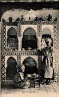 Algérie - Un Café Maure - Algeria