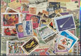Comoros 25 Different Stamps - Comoros