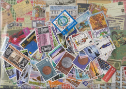United Kingdom - Guernsey 1.500 Different Stamps - Guernsey