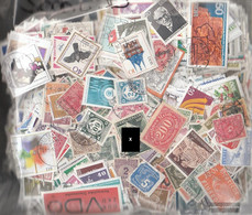 Germany 8.000 Different Stamps - Collections