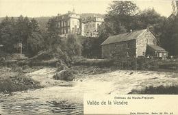 FRAIPONT  -  Vallée De La Vesdre, Château De Haute-Fraipont - België