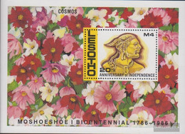 Lesotho Block37 (complete.issue.) Unmounted Mint / Never Hinged 1986 Independence - Lesotho (1966-...)