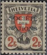 Schweiz SDN25z Con Fold 1924 League - Svizzera