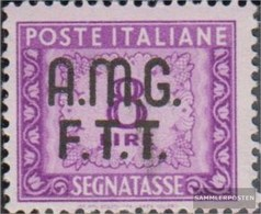 Trieste - Zone A P11 Unmounted Mint / Never Hinged 1947 Postage Stamps - 7. Triest