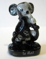 Fève Brillante - Astrologie-Horoscope Zodiaque - Signe Chinois Du Rat - Charms