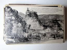FRANCE - Lot 25 - 50 Anciennes Cartes Postales Différentes - Postcards