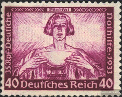 German Empire 507 With Hinge 1933 R.Wagner - Germany