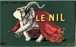 Publicité Je Ne Fume Que Le Nil Elephant - Publicité