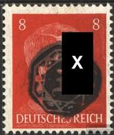 Löbau (Sachsen) 8ND Reprint Autenticità Non Testati Con Fold 1945 Locali Sovrapressione - [7] Repubblica Federale