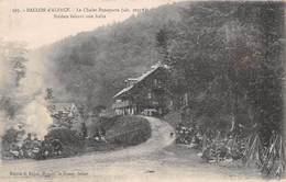 LE BALLON D'ALSACE - Le Chalet Bonaparte - Soldats Faisant Une Halte - Non Classificati