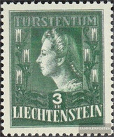 Liechtenstein 239 Unmounted Mint / Never Hinged 1944 Clear Brands - Liechtenstein
