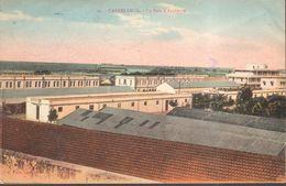 CPA - Afrique - Maroc - Casablanca - Le Parc D'artillerie - Casablanca