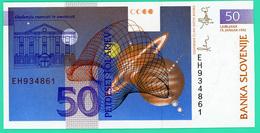 50 Tolarjev - Slovénie - 1992 - N° EH934861 -  Neuf - - Slovénie