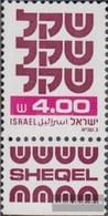 Israel 863x Con Tab MNH 1981 Francobolli: Schekel - Israel