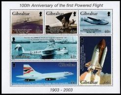 Gibraltar 2003 Yvertn° Bloc 54 *** MNH Cote 13,50 Euro - Gibraltar
