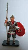 Soldatino In Lega Metallica (DIPINTO A MANO) - Centurione Romano (B) - Small Figures