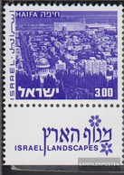 Israel 537y I With Tab Unmounted Mint / Never Hinged 1971 Landscapes - Israel
