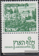 Israel 531y I With Tab Unmounted Mint / Never Hinged 1971 Landscapes - Israel