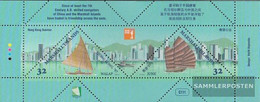 Marshall-Islands Block18 (complete Issue) Unmounted Mint / Never Hinged 1997 Stamp Exhibition - Marshall Islands