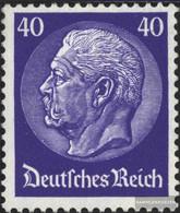 German Empire 472 With Hinge 1932 Hindenburg - Ungebraucht