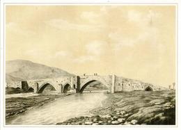 Historic Bridge ,Qazakh District,    Belle Carte , Format 20 X 14,5 Cm., Neuve,non Circulée - Azerbaïjan