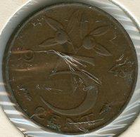 Pays-Bas Netherland 5 Cents 1948 KM 176 - [ 3] 1815-… : Reino De Países Bajos
