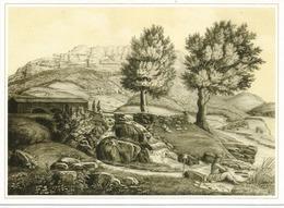 Forteresse De Shusha, Karabakh,  Belle Carte , Format 20 X 14,5 Cm., Neuve,non Circulée - Azerbeidzjan