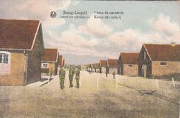 Bourg-Léopold Camp De Beverloo Kamp Der Ruiterij Camp De Cavalarie - Leopoldsburg (Kamp Van Beverloo)