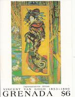 1991 Grenada Van Gogh Paintings Art Complete Set Of 4 Souvenir Sheets MNH - Sonstige