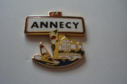 20180922-2041 VILLE D'ANNECY HAUTE SAVOIE « PANNEAU INDICATEUR » - Cities