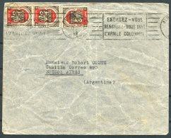 Algeria Cover - Buenos Aires, Argentina - Algeria (1924-1962)