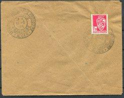 1944 Algeria Cover - Algeria (1924-1962)
