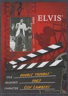NEVIS 2011 ROCK-N-ROLL ELVIS PRESLEY S/SHEET - Elvis Presley
